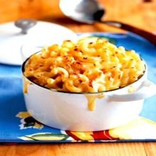 Baked Macaroni and Cheese. \ . & Comfort Food: Macaroni \u0026 Cheese - Recipelink.com